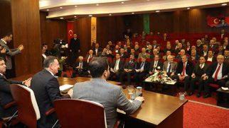 BŞB Meclisi Dörtyol'da Toplandı