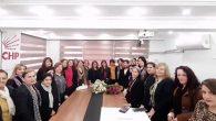 Defne-CHP'de Kadın Kolu yeni Başkanı
