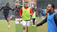 Diop, Mesut Ve Hamza Yok…