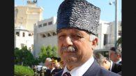 Kıbrıs Gazilerine göre KKTC Cumhurbaşkanı Akıncı: EOKB Temsilcisi