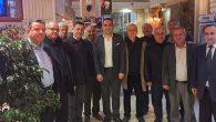 CHP İl Başkanı, eski Belde Belediye Başkanlarıyla buluştu: