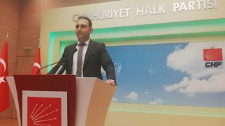 CHP İl Başkanı H.İbrahim Özgün…