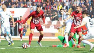Hatayspor:1 Osmanlıspor:0