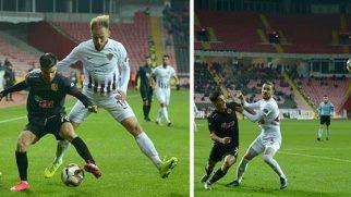 Hatayspor: 1 Eskişehir:0