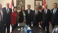 CHP'den Filistin Büyükelçiliğine Ziyaret