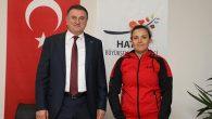 BŞB'li Engelli Judocu  Türkiye Şampiyonu