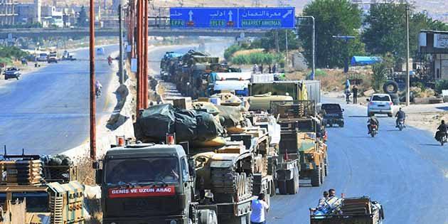 M5 Karayolu! İdlib'deki viraj mı?