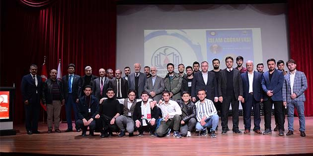 """MKÜ'de """"İslam Coğrafyası"""" Paneli:"""