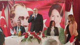 İYİ Parti İl Başkanı, bazı çevrelere sert çıktı: