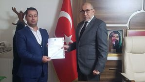 İYİ Parti İskenderun İlçe Yönetimine Onay