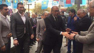 İYİ Parti Kırıkhan'da Kongre yaptı