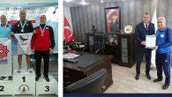 Şampiyon Yüzücü Köseoğlu'dan  Şensöz'e Teşekkür …