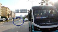 İskenderun'da kaza: 1 ölü…
