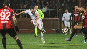 90+1'de Gol Yemek Zor 1-1