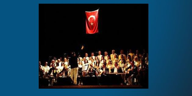 Medeniyetler Korosu Konseri Ertelendi