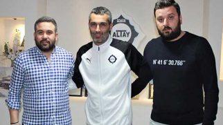 Murat, Sportif Direktör Oldu