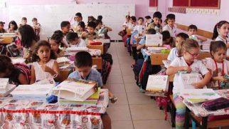 Hatay'da 410 Bin Öğrenci  Dersbaşı Yaptı