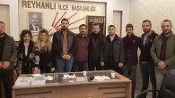 Reyhanlı CHP'de kadınlar görev bölümü yaptı