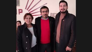 Reyhanlı CHP'de 3 Başkan belli oldu Elif Ateşoğlu