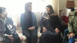 Adana Milletvekili taziye ziyareti,  YARICI Ailesine