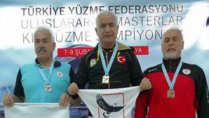 Kamil Köseoğlu'na Rekor Belgesi