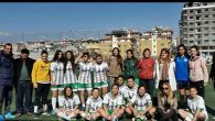 Kızlar Futbolda Hatay Derbisi