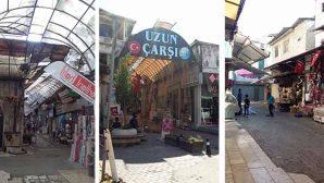 Uzun Çarşı Ankara'yı bekliyor