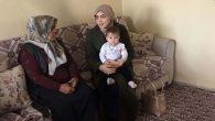 Vali eşi, şehit ailesi  ziyaretinde
