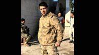 Hataylı Asker Suriye'de  Şehit