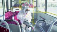Toplu Taşıma Araçlarında Dezenfeksiyon Çalışmaları …