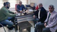 CHP'de yeni uygulamanın ilk nöbetçisi Adnan Özkaya…