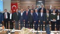 """Hatay'ın 12 İlçesine Azerbaycan'dan """"Kardeş Şehir"""""""