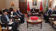 Azerbaycan Büyükelçisi Hatay'da