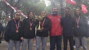 BŞB Spor'lu 4 Atlet, Türkiye Kros Şampiyonasında: