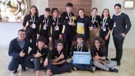 Bahçeşehir Koleji Robotik Takımlarından Çifte Ödül