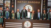 Hatay Barosu'nun İnfaz Yasası ile ilgili görüşü: