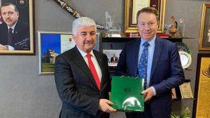 Avustralya'nın Ankara Büyükelçisi sürpriz ziyareti:
