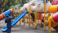 Park, Bahçe  ve Alanlara  Dezenfekte