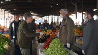 Kırıkhan Belediyesi'nden korona virüs tedbirleri