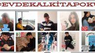 CHP'li Liseliler de koronavirüs salgınına karşı evlere kilitlendi: