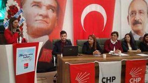 CHP İl Kadın Kolu Kongresi yapıldı