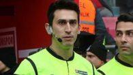İstanbulspor-Hatayspor  Maçı Hakemi