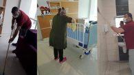 Hatay Devlet Hastanesinde Hijyenik Hamle