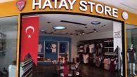 Koronavirüs salgınına karşı:Hatay Store Kapatıldı
