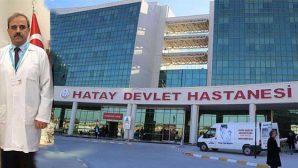 Hatay Devlet Hastanesinde yaralı Mehmetçik tedavileri sürerken…