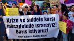 Kadın Katliamlarına, Tacize, Şiddete Karşı  Somut Adım Atılmalı