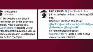 MHP Hatay Milletvekili Lütfi Kaşıkçı…