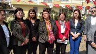 CHP'li  Kadınlar  İlgisi