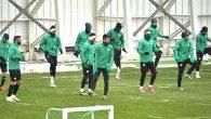 Konyaspor'da Futbolculardan İdman Boykotu
