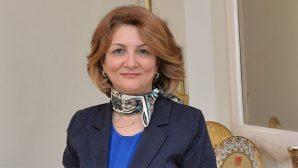 """Prof. Dr. Nazan Savaş, çocuklara """"Küçük Yeşil Sabun"""" öyküsünü okudu …"""